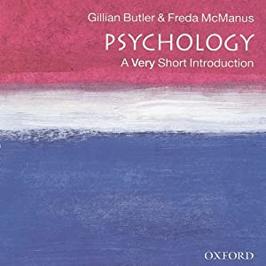 Psychology: A Very Short Introduction Audiobook