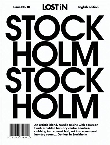 Stockholm: LOST In City Guide