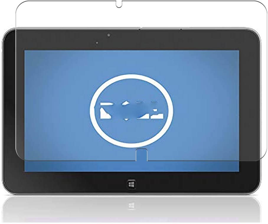 Puccy 2 Pack Anti Blue Light Screen Protector Film, compatible with Dell XPS 10 Tablet 10.1