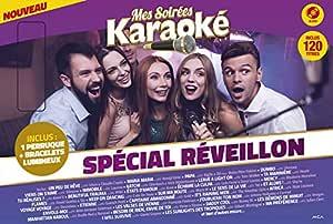 Mes Soirées Karaoké 10 DVD Spécial Reveillon Francia