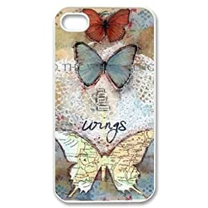 Clzpg High-quality Iphone4,Iphone4S Case - Wing diy cover case