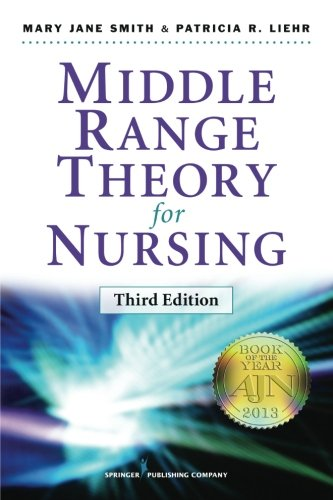 826195512 - Middle Range Theory for Nursing: Third Edition