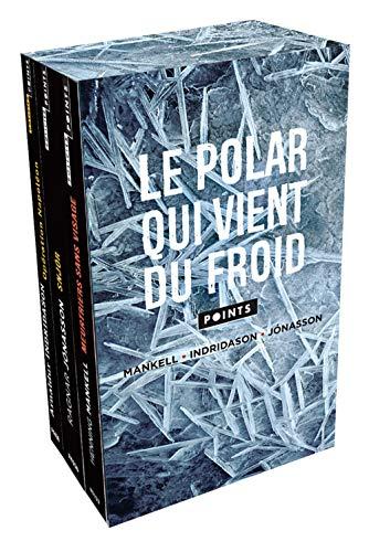 - Le polar qui vient du froid : Coffret en 3 volumes, Meurtriers sans visage ; Opération Napoléon ; Snjor