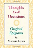 img - for Thoughts for All Occasions book / textbook / text book