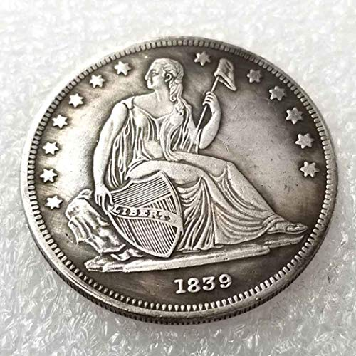 GreatSSCoin (1799-1921 Antique Liberty One-Dollar Coin, used for sale  Delivered anywhere in USA