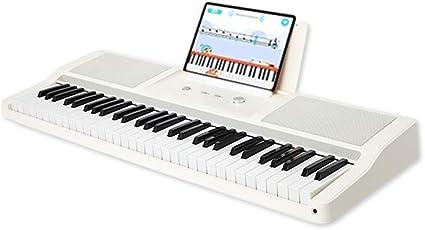 yankai Kit De 61 Teclado De Piano Digital,Teclado Electrónico ...