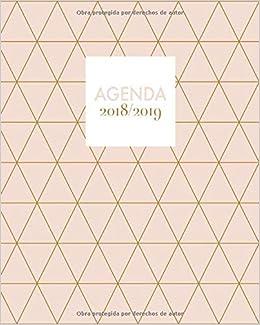 2018-2019: Agenda semana vista para que no olvides nada, 20 ...