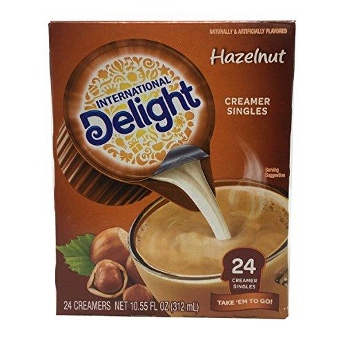International Delight Coffee Creamer Hazelnut 44