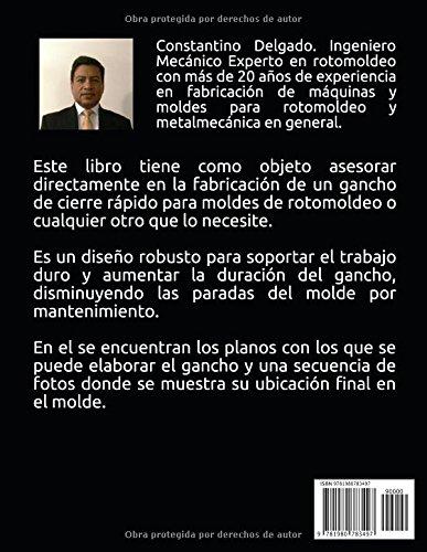 Ganchos Para Moldes (Spanish Edition): Constantino Delgado: 9781980783497: Amazon.com: Books