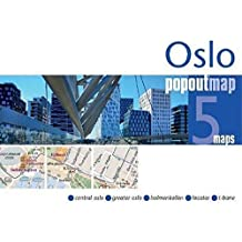 Oslo PopOut Map