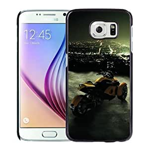 New Personalized Custom Designed For Samsung Galaxy S6 Phone Case For Can Am 3 Wheel Motorcycle Phone Case Cover