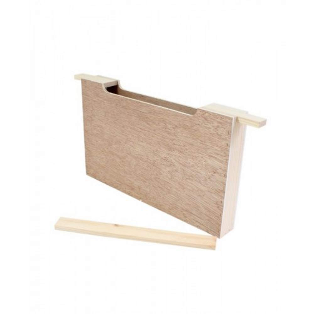 Wooden British National Frame Feeder Simon The Beekeeper