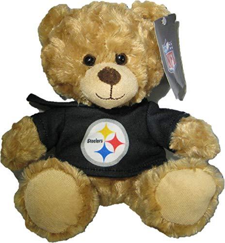 (The Good Stuff NFL Pittsburgh Steelers Hoodie Bear )