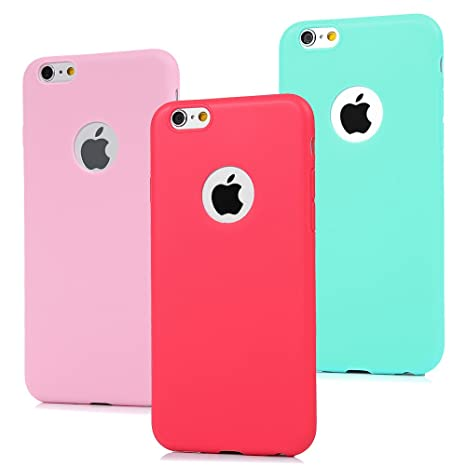3x Funda iPhone 6S Plus, Beaulife iPhone 6 Plus Carcasa de ...