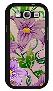Purple Flowers #2 - Case for Samsung Galaxy S3 SIII