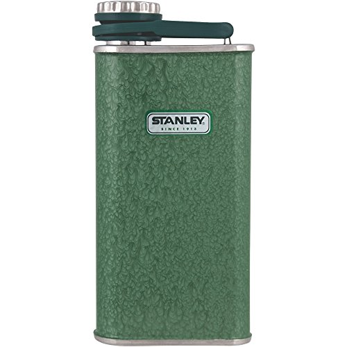 Stanley Classic Flask 8oz Hammertone Green