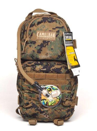 CamelBak M.U.L.E. Hydration Pack – CML61140-DW, Outdoor Stuffs