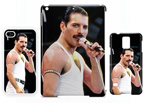 Queen Freddie Mercury iPhone 7+ PLUS cellulaire cas coque de téléphone cas, couverture de téléphone portable