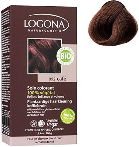 Logona - Cuidado Del Tinte 100% Planta De Café 100G 100G ...