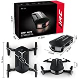 Uni_Uni MINI RC Quadcopter Drone with Camera, Foldable JJRC H37 BABY ELFIE 720P WIFI FPV Camera With Altitude Hold Remote Control Quadcopter