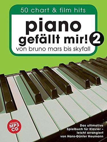 Piano gefällt mir 2 (Buch & CD): Für Klavier