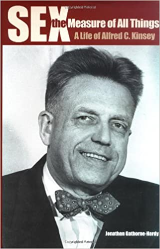 Alfred kinsey sexuality theory