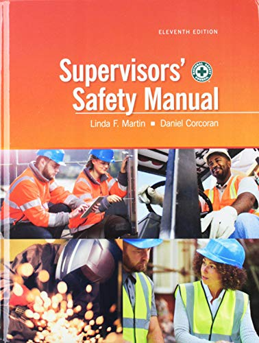 Supervisors' Safety Manual, 11th Edition