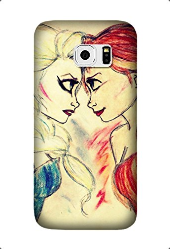 Samsung Galaxy S6 Edge Plus/S6 Edge+ Case, The Series of Frozen Movie Lightweight Cases for Samsung Galaxy S6 Edge Plus/S6 Edge+ Design By [James Jones]