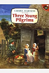 Three Young Pilgrims Paperback