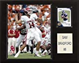 NCAA Football Sam Bradford Oklahoma Sooners Player Plaque