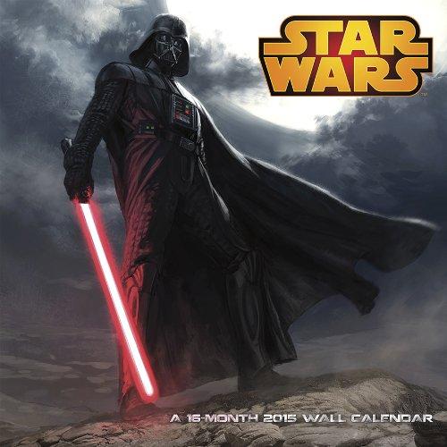 Star Wars Saga 2015 Premium Wall Calendar by Dateworks