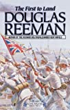 img - for The First to Land (The Royal Marines Saga) book / textbook / text book