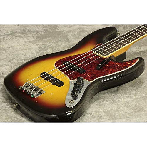 Fender USA/Vintage 1966 JAZZ BASS Sunburst フェンダー B07QV7VHMY