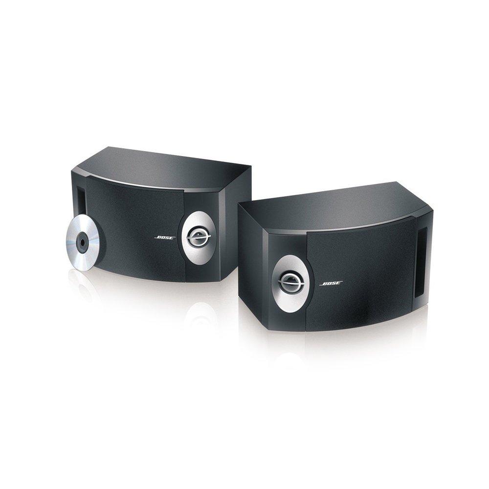 BOSE 201-V Stereo Loudspeakers (Pair) - Black - 29297 Bose Corporation