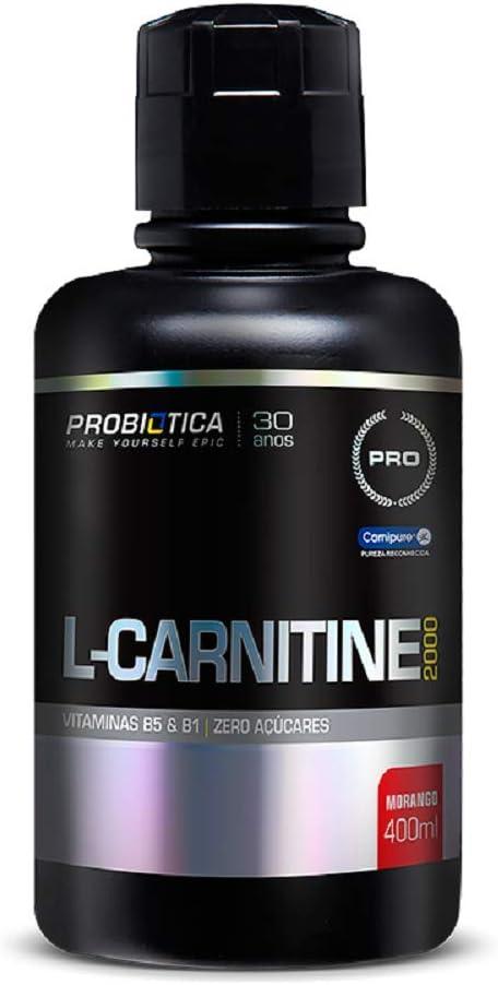 L-Carnitina 2000, Probiótica