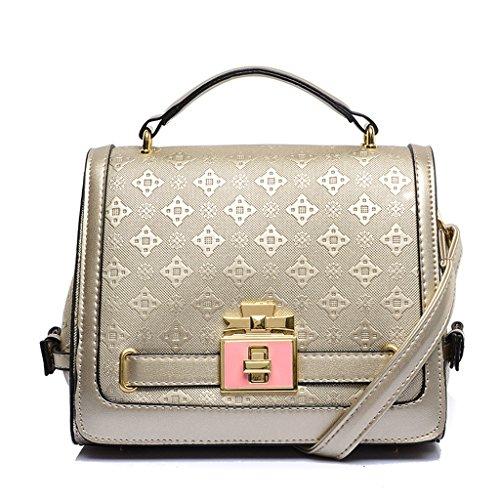 2016 Four Seasons New Beautiful Picture Family Of Four European And American Fashion Handbags Embossed Handbag Handbag