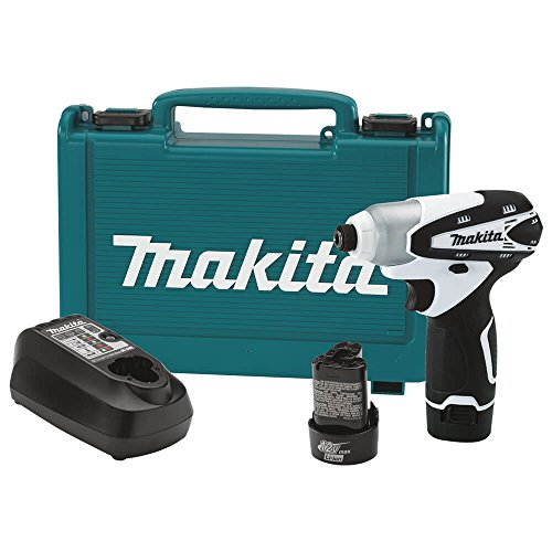 Makita DT01W 12V max Lithium-Ion Cordless Impact Driver Kit (Discontinued by Manufacturer)