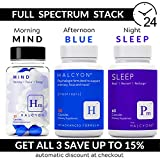 Halcyon Blue NOOTROPIC Brain Booster Supplement