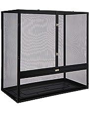 Exo Terra Screen terrarium, terrarium z gazy aluminiowej, 90 x 45 x 90 cm