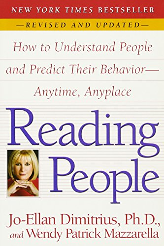 Reading People: How to Understand People and Predict Their Behavior--Anytime, - Sauces Wendys