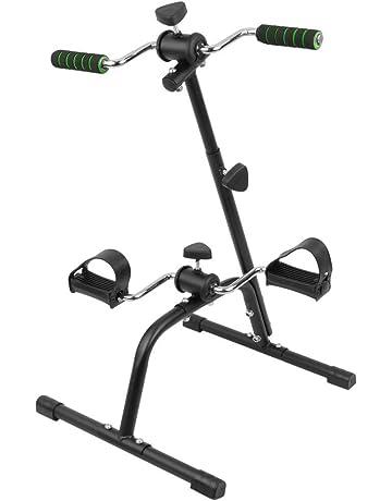 PrimeMatik - Pedales de Brazos y piernas Pedalier Doble para Ejercicios en casa