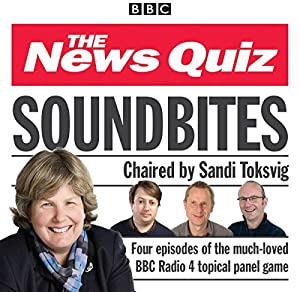 News Quiz: Soundbites Radio/TV Program