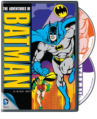 The Adventures of Batman: The Complete Series (Tv Batman Dvd Complete Series)
