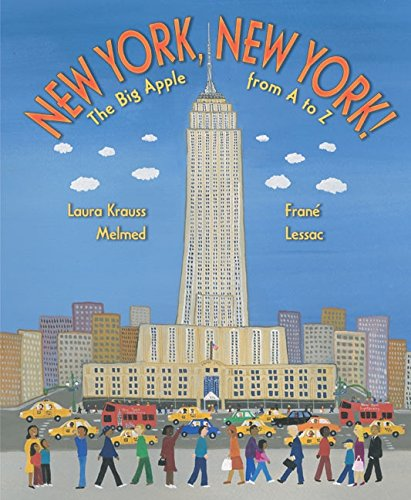 New York, New York!: The Big Apple from A to Z by Harper Collins