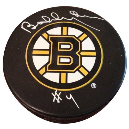 - Bobby Orr Autographed Boston Bruins Hockey Puck