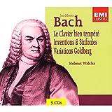 J. S. Bach: Le Clavier bien tempéré / Inventions & Sinfonies / Variations Goldberg