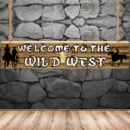 Western Themed - Western Party Decoration Supplies Western Cowboy