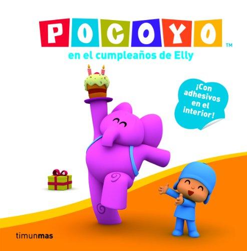 Pocoyo en el cumpleaños de Elly (Spanish Edition)