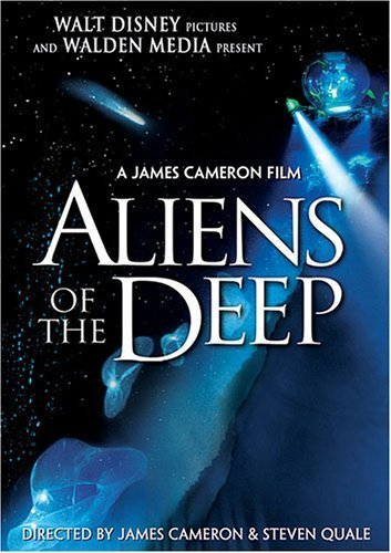 Aliens of the Deep by Buena Vista Home Entertainment