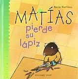 Matias Pierde Su Lapiz, Rocio Martinez, 9802572993